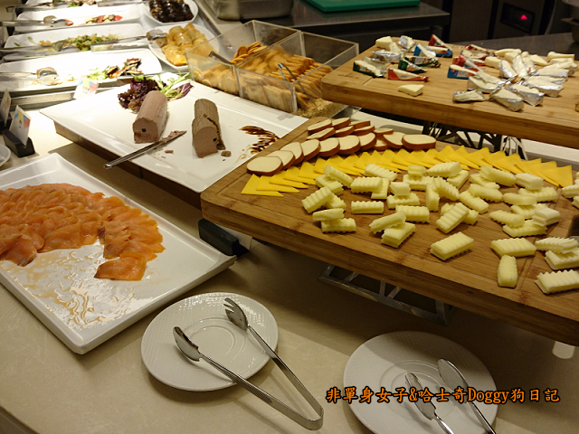 台茂漢來海港餐廳自助餐吃到飽19