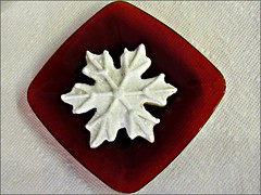Snowflake sugar cookie 2015