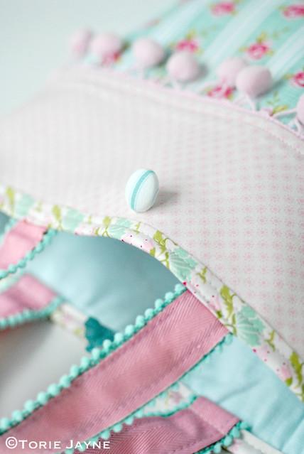 Handmade bag tutorial 1