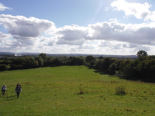 Ascending to Whitchurch