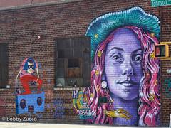 Bushwick collective street art