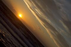 Schuine zon en horizon