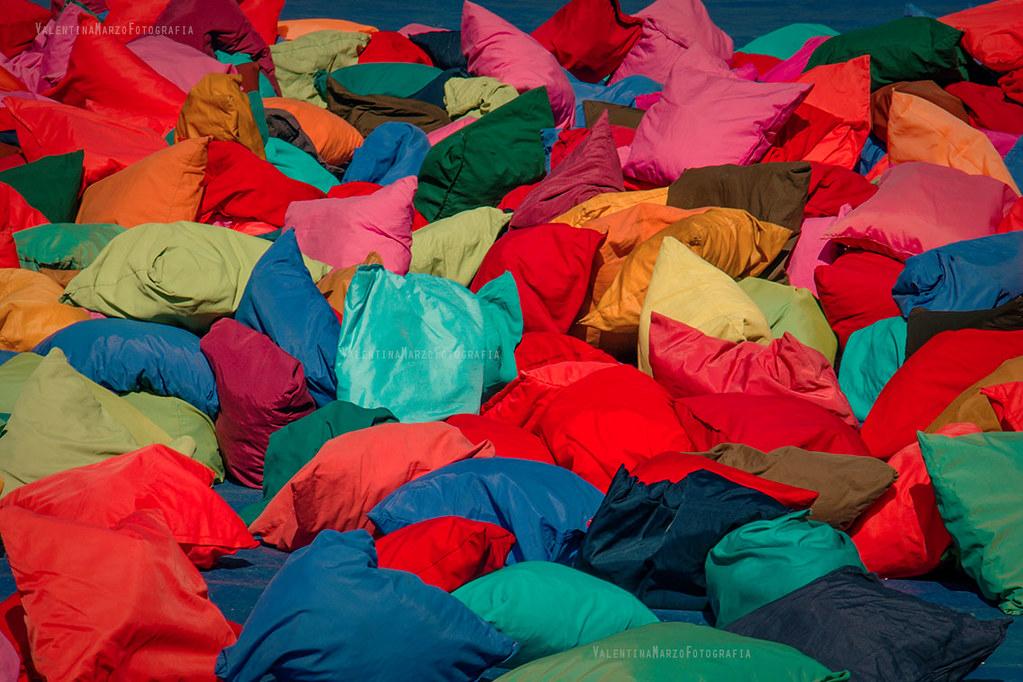 Battaglia Dei Cuscini.La Battaglia Dei Cuscini Valentina Marzo Flickr