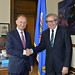 Secretary General Meets with the Deputy Secretary of the Interior of the Netherlands