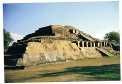 Tazumal Pyramids2