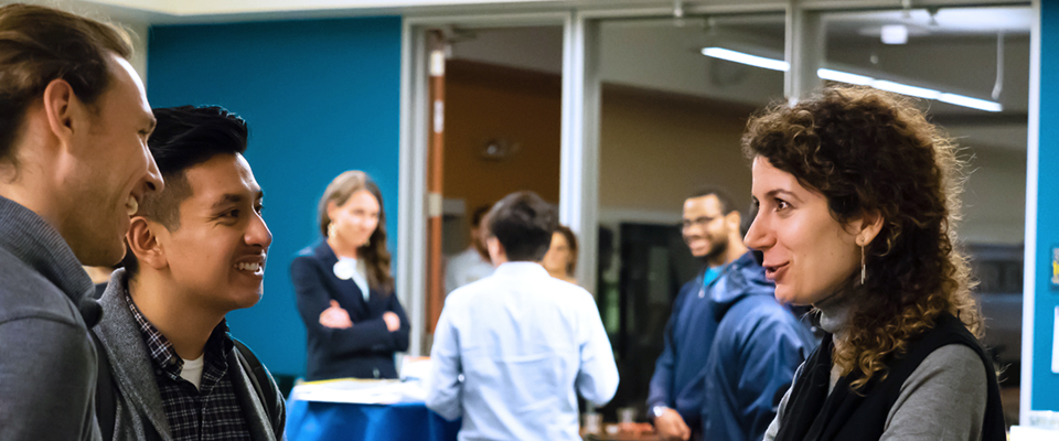 October 27, 2016 - 7:56pm - October 27, 2016; Berkeley, CA, USA; UC Berkeley Career Center and California Alumni Association Career Connection Series Government & Law at the Career Center. Photo by: Kelley L Cox - KLC fotos for CAA