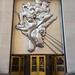 News Sculpture (1938-1940) by Isamu Noguchi, 50 Rockefeller Plaza, New York City by jag9889
