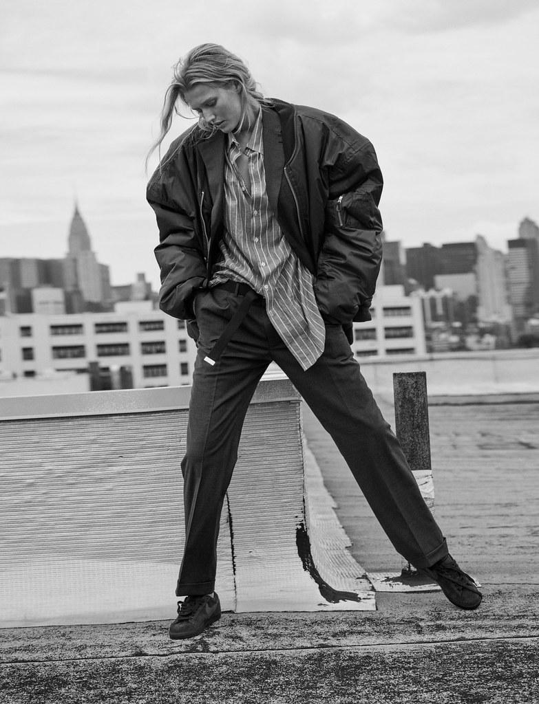 Тони Гаррн — Фотосессия для «GQ» DE 2016 – 4