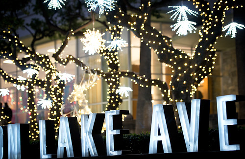 South Lake Avenue Holiday Celebration 2016