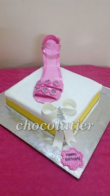 Cake by D'Chocolatier