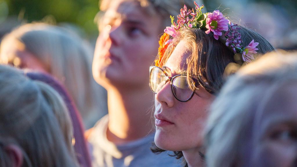 Publikum, Øyafestivalen 2015