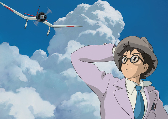 The Wind Rises, Pesawat dan Kisah Hidup Pembuatnya