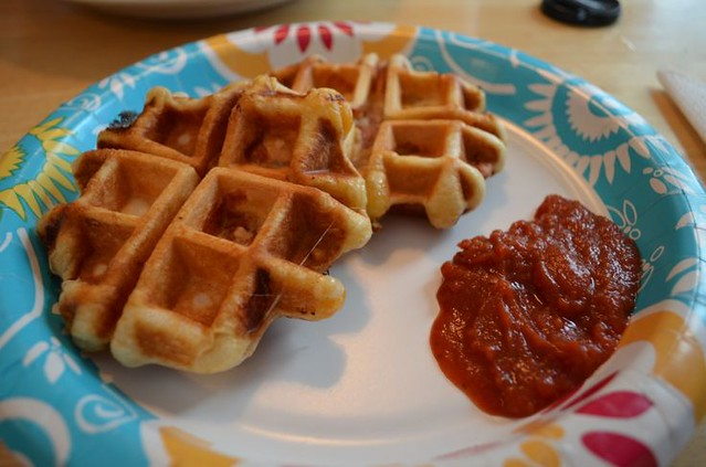 PepperoniPizzaWaffles