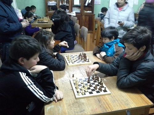 Encuentro Comunal de Ajedrez 2015