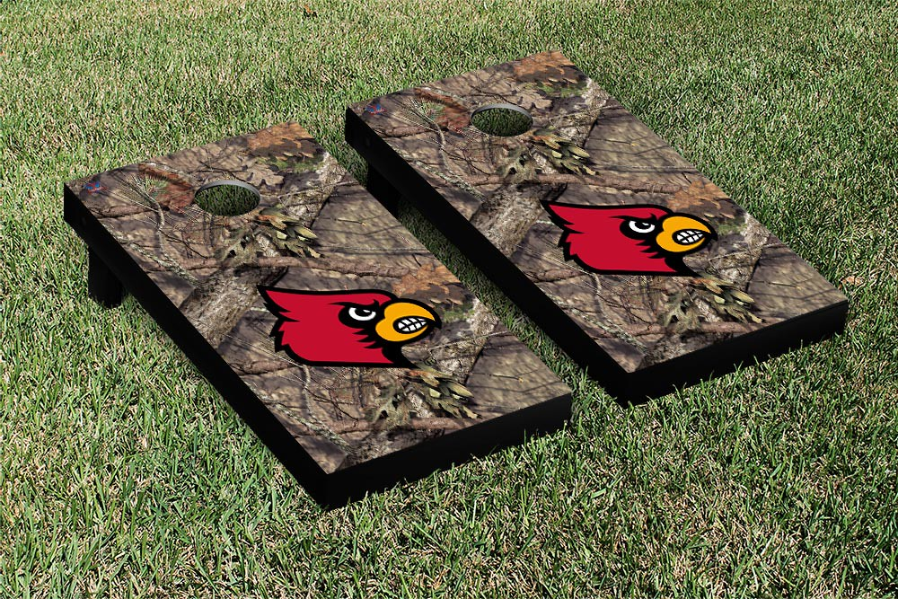 Louisville Cardinals Mossy Oak Version
