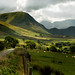 Ennerdale Water coming into view. by Tall Guy