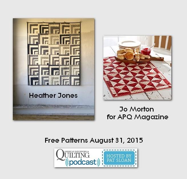 pat sloan Aug 31 2015  free patterns