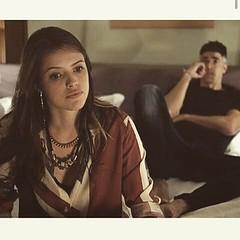 Giovanna conversa com Anthony e está cada vez mais desconfiada de um caso entre seu pai e Angel... #BlogAuroradeCinemadeolhonaTv #VerdadesSecretas #moda #TVGlobo #globo50anos #models #bookrosa #Giovanna #agathamoreira #olhonatelinha #sergiopenna #walcyrca