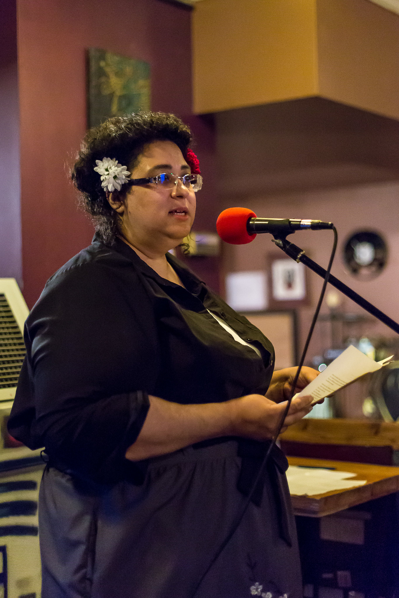 Natalie Hanna - Sawdust Reading Series - Aug 19, 2015