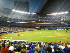 September 24, 2015 - 11:04 - Postseason fever in the city of Toronto is real. Some would say last night was the biggest game in the last 22 years for the @bluejays and I have been fortunate enough to see some of the biggest games this year. The years of supporting my team is paying o