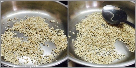 Barley Cereal Powder for Babies - step 2