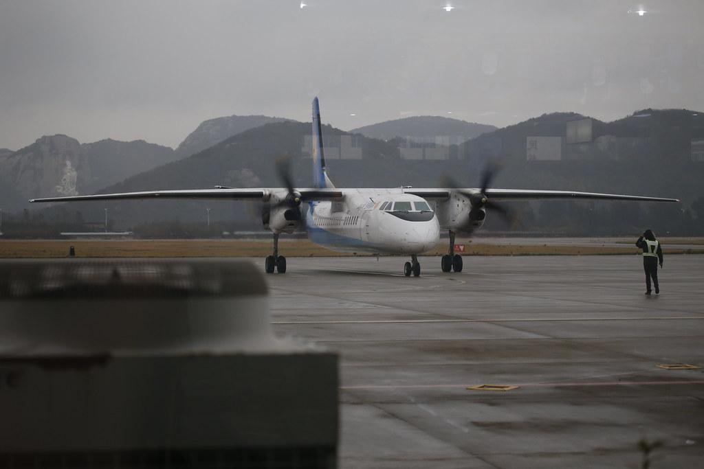 Flying Joy Air Xian MA-60