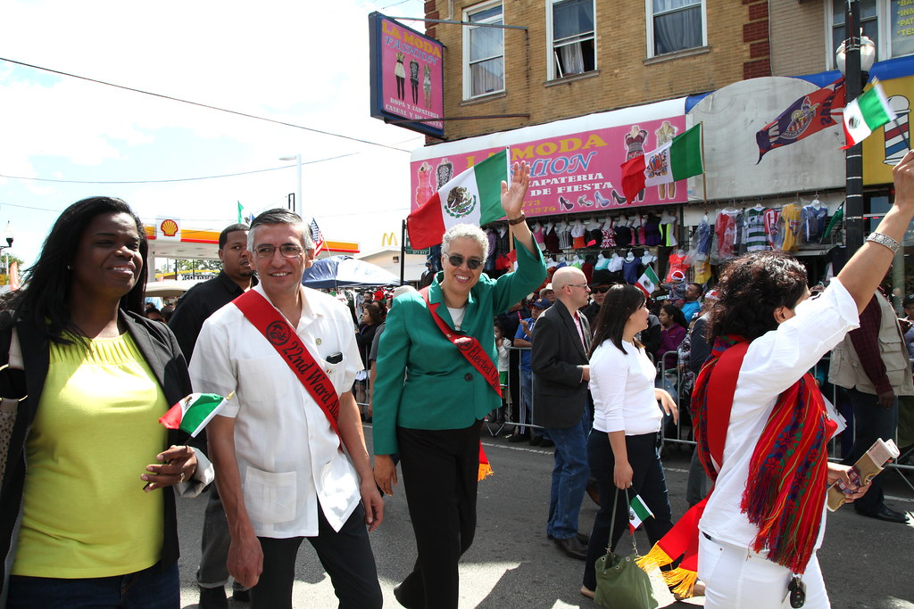 26th Street Mexican Independence Day Parade 2015