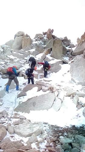 Альпиниада на пик Молодежный (4147 м) (4)
