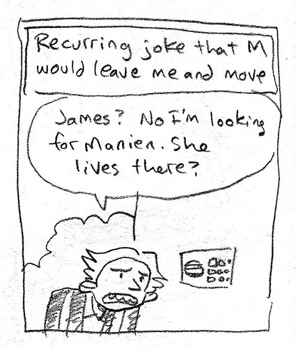 October 3 - James