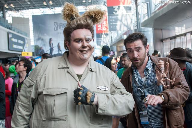 2015 New York Comic Con Day 2
