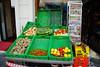 DSC02082 Few potatoes, peppers, lemons, tomatoes and a single watermelon