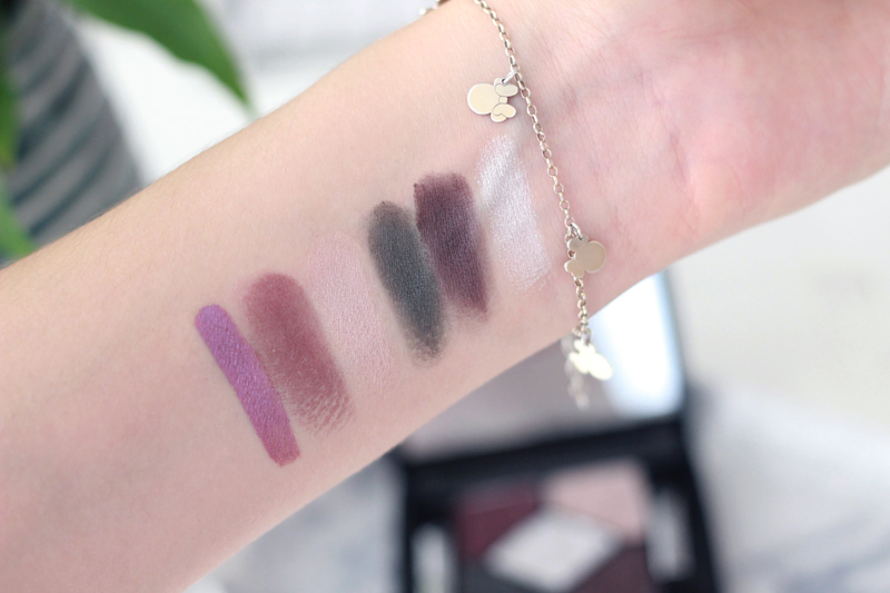 Swatches Eye Products Dior Cosmopolite Collection