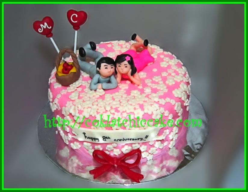 Cake Anniversary