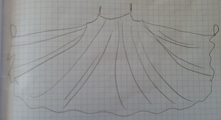 goddess dress idea