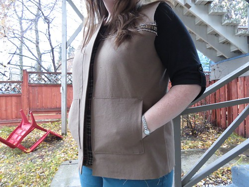 wip: Cascade Duffle Jacket
