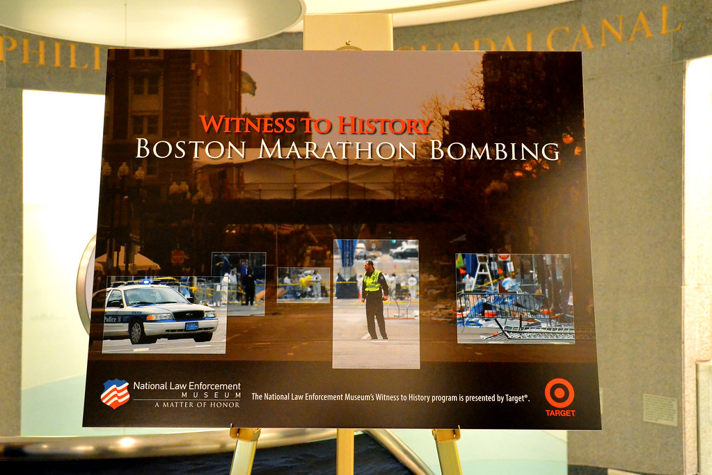 Witness to History: Boston Marathon Bombing