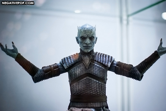 NYCC, White Walker, NYCC 2015, New York, Cosplay, 2015, New York Comic Con, Cosplay, Toys,