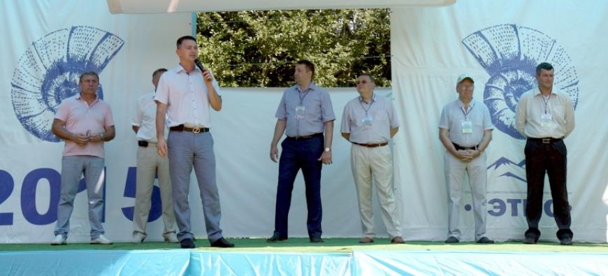 В Горячем Ключе открылся фестиваль «Палеоквест-Тетис-2015»