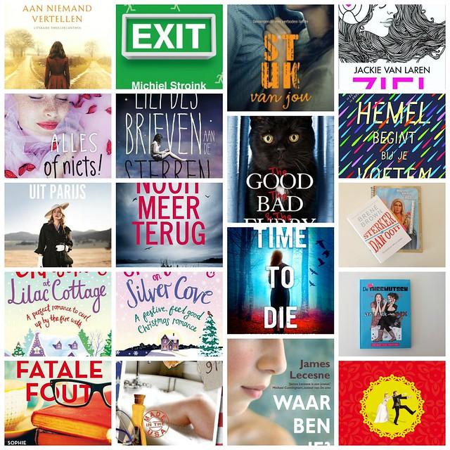 Gelezen boeken oktober