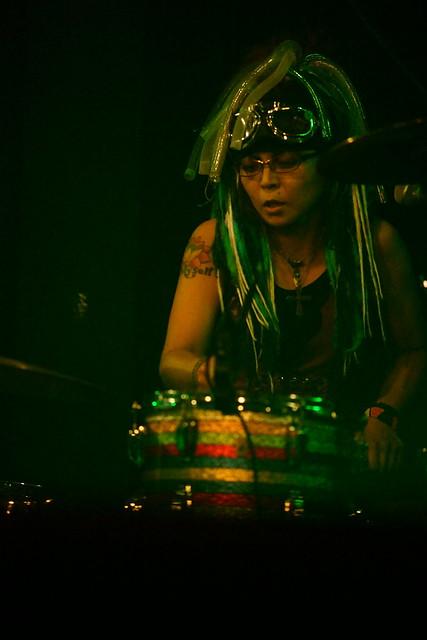 Coal Tar Moon live at 獅子王, Tokyo, 05 Nov 2015. 187