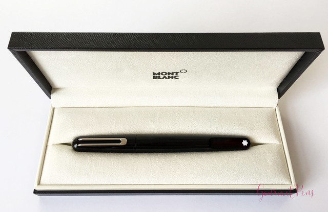 Review Montblanc M Fountain Pen @AppelboomLaren @Montblanc_World (2)
