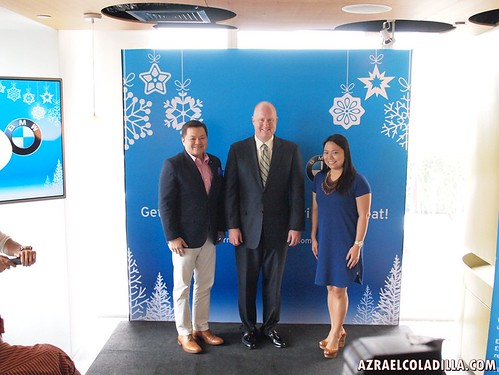 Pilipinas Shell, Citi and BMW to give away new BMW cars and fuel GC this Christmas