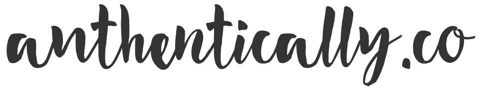 Authentically yours on Kickstarter