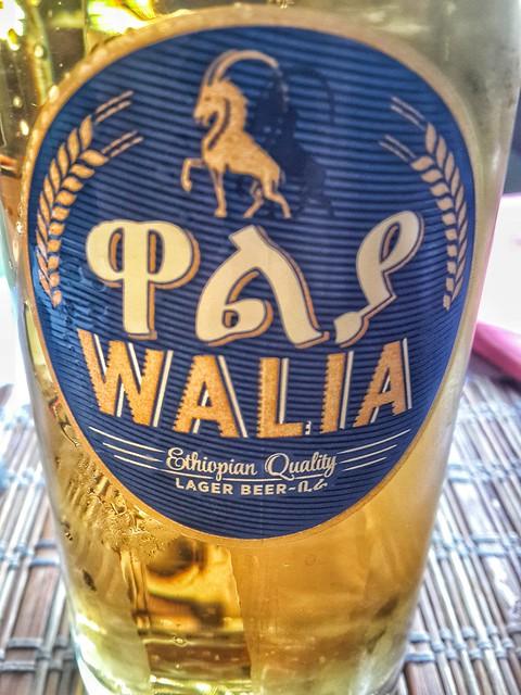 Ethiopian Draft Beer