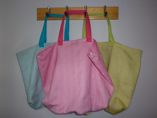 Tea towel bags