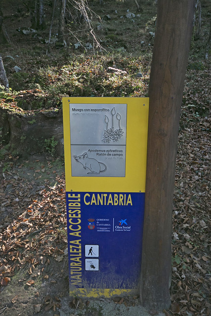 Reserva del Saja, Ucieda