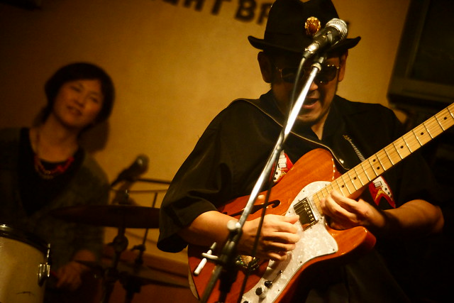 てきさすいーだ blues live at Bright Brown, Tokyo, 15 Nov 2015. 175