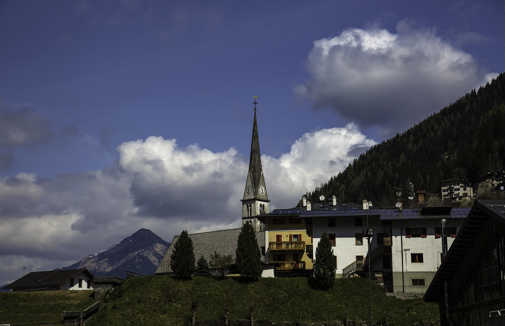 A small town in Austria