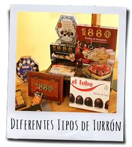 Turrón is een van de meest symbolische kerstproducten van de provincie Alicante