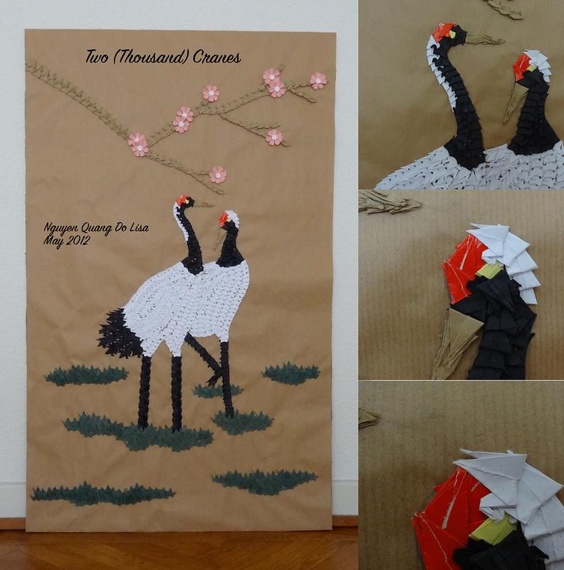 Two (Thousand) Cranes